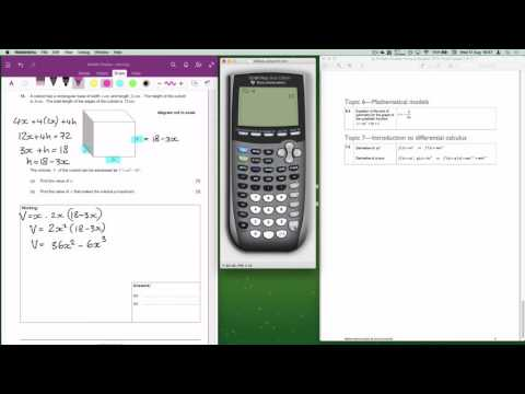 IB Maths Studies May 2015 Time Zone 1 Paper 1 Question 15