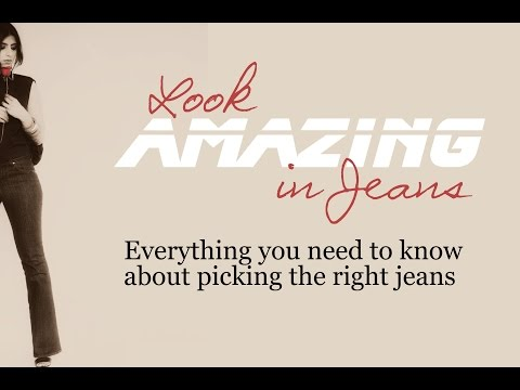 Find The Perfect Pair Of Jeans : Jeans Buying Do's & Dont's
