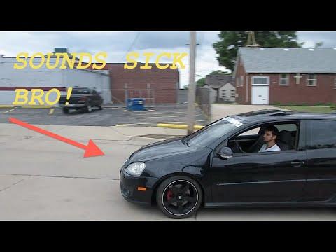 MAKING THE GTI LOUDER