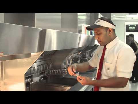 McDonald's Frying Oil