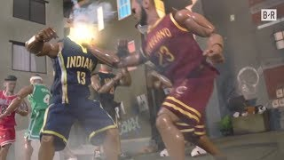 2017 NBA Playoffs Royal Rumble