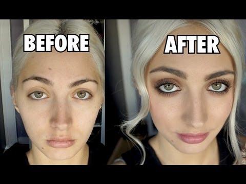 5 Minute Grunge Makeup Tutorial (HD)
