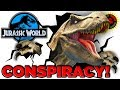 Film Theory Jurassic World Was An Inside Job (Jurassic World) mp3