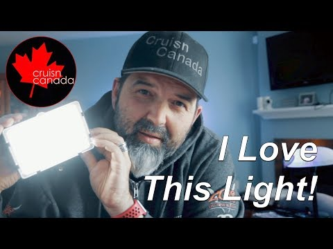 Light Up Your Scene - Amazing Budget LED Light from Neewer (Neewer CN-160)