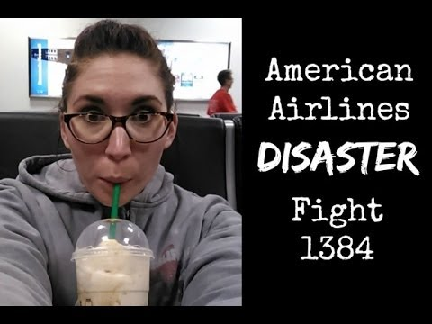 American Airlines Flight Delay Leaving SoFabCon