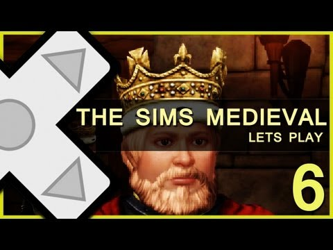 ✚ The Sims Medieval - Pirates & Nobles - Part 6