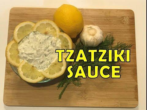 How To Make Tzatziki Sauce - Best Tzatziki Sauce Recipe