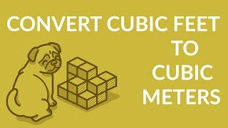 Easily Convert Cubic Feet To Cubic Meters Ft3 To Cm3