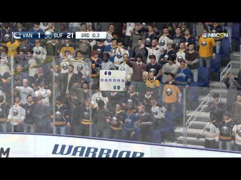 NHL 16: AMAZING GOALS