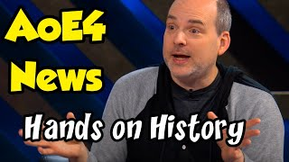 AoE4 News - Hands on History reveal