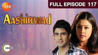 Aashirwad Hindi Serial - Indian Popular TV Show - Rajendra | Shama  - Zee TV Epi - 117