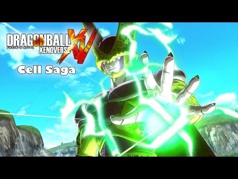 Dragon Ball Xenoverse - Cell Saga  [ENGLISH Gameplay Walkthrough Part 5]