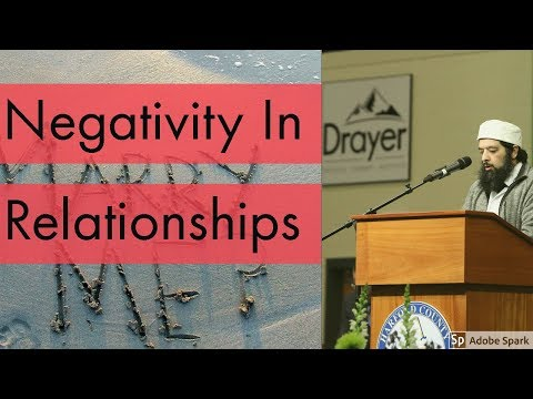 Negativity In Husband - Wife Relationships: How , Why & Solution