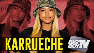 Karrueche Gets Hacked, Season 3 of Her Show 'Claws' + Dealing w/ Depression From Social Media