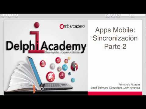 Aplicaciones móviles: Sincronización Parte 2