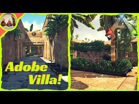 Awesome Adobe Villa! | Ark: Survival Evolved Gameplay (PC)