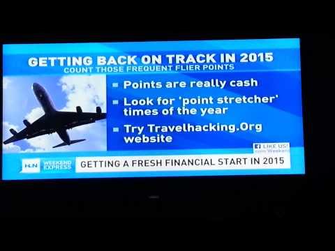 Financial tips, credit card air miles