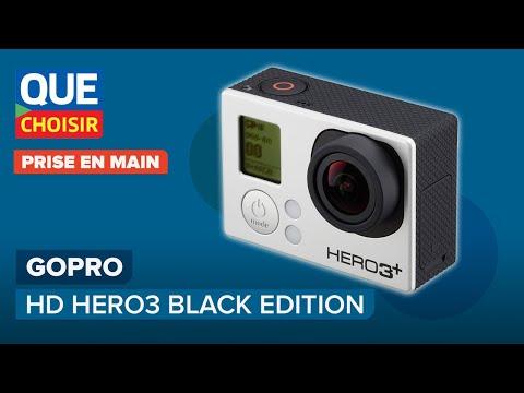 GoPro HD Hero3 Black Edition - Prise en main