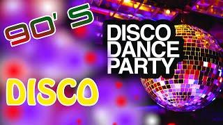 Disco Hits 90's Legends 👓👓 Best Classic Disco Songs 70's 80's 90's 👓👓 Disco Party Eurodisco Megamix