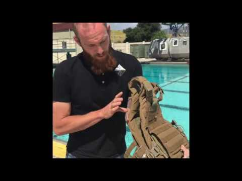 FRC Kit -RS on the USMC issue plate carrier Horno Pool