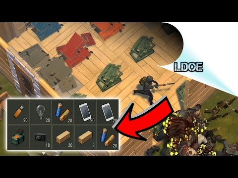 EASY ELECTRONICS RAID LOOT! | Last Day On Earth Survival 1.8.5 Update