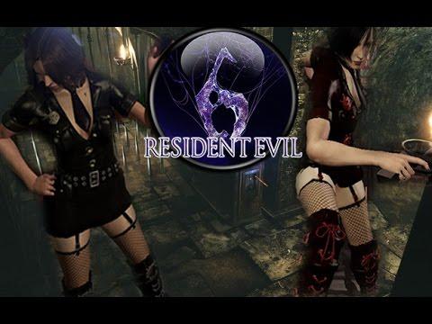 Resident evil 6 секс