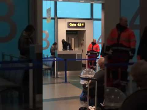Stansted airport assault on 9 january