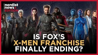Download Is Fox's X-Men Franchise Finally Ending? (Nerdist News Edition) Video