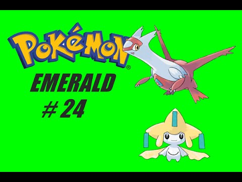 Pokemon Emerald # 24   Latias e Jirachi Simples Assim
