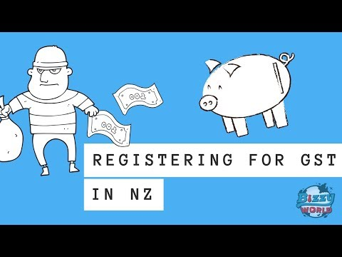 How To Register for GST (New Zealand)
