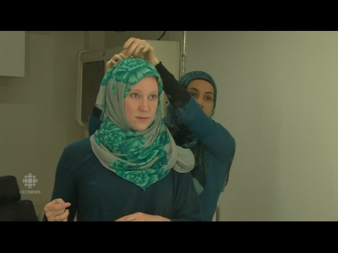 Xxx Mp4 How To Lessons In Hijab Wrapping For Non Muslims 3gp Sex