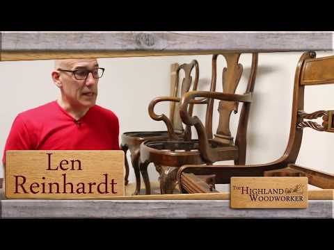 Preview: The Highland Woodworker, Episode 30