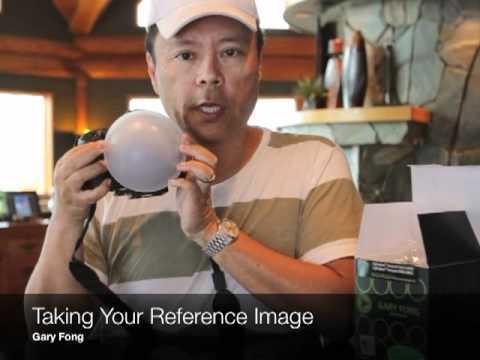 Custom White Balance Canon 7D