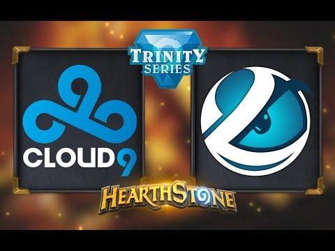 Hearthstone - Cloud9 vs. Luminosity - Hearthstone Trinity Series - Day 14
