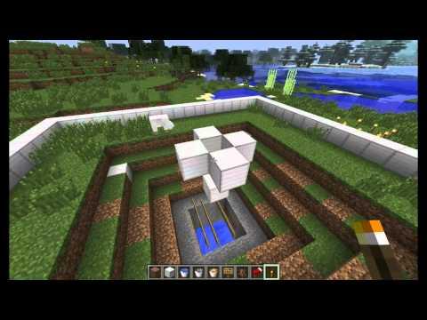 Minecraft Tutorial - 1.3.1 - Iron Golem Farm