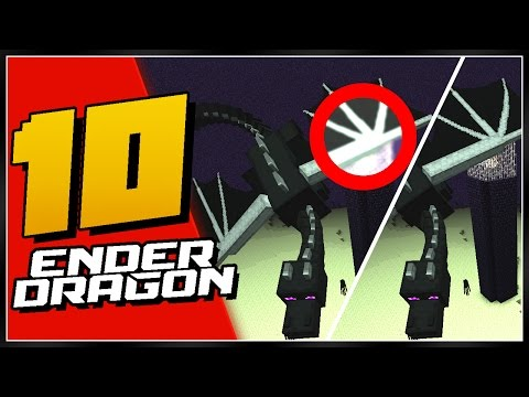 10 Minecraft Changes Made to The Ender Dragon