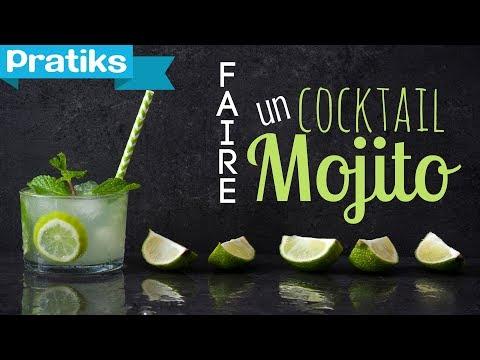 Cocktail - Comment faire un mojito