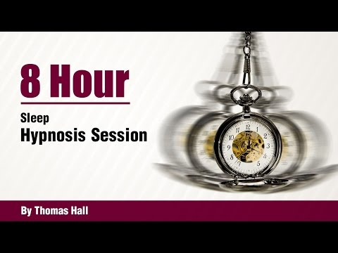 Fall Asleep Fast - Sleep Hypnosis Session - By Thomas Hall