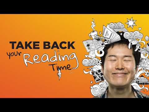 Take back your reading time