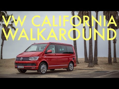 The Volkswagen California is a glamper's paradise