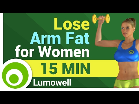 Lose Arm Fat Workout for Women