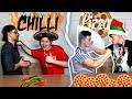Download  PIZZA vs. CHILLI CHALLENGE! /w PIMPS MP3,3GP,MP4