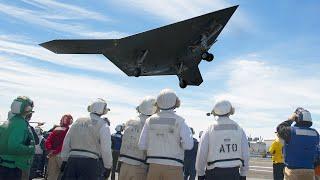 US Testing its Brand New $1 Billion Advanced Aircraft: X-47B Drone