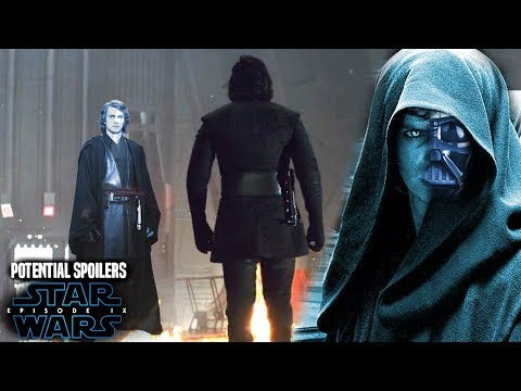 Star Wars Episode 9 Anakin Skywalker! Potential Spoilers & More (PART 2)