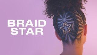 Shadowhunters Star Alisha Wainwright Gets a Star Braid Hairstyle   Braid Star   ELLE