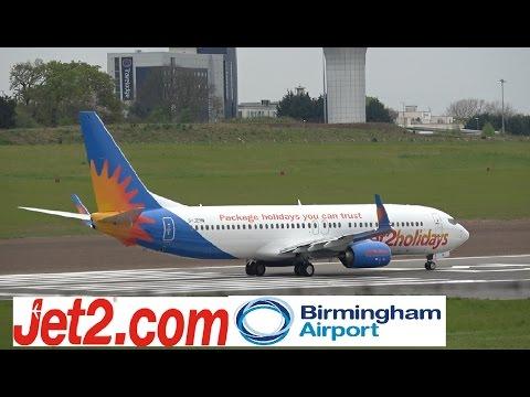 Jet2 Flight 1293 (BHX to Tenerife)