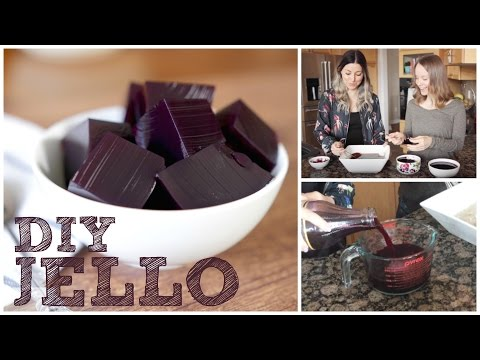 How to Make Homemade Jello | Easy & Healthy Recipe