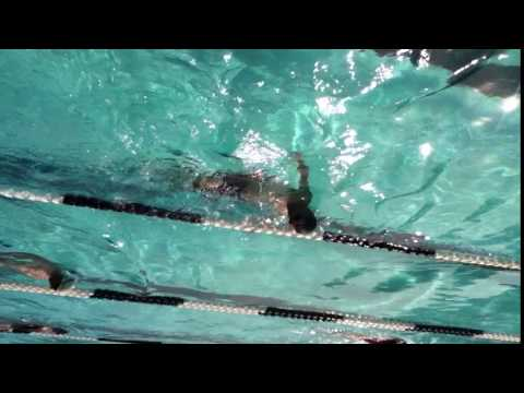 Calf Cramp While Swimming