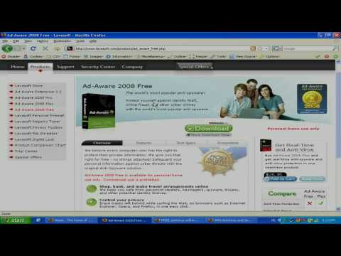 Computer & Internet Tips : How to Get Rid of Malware & Adware
