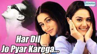 Har Dil Jo Pyar Karega  Hindi Full Movie in 15 Mins - Salman Khan - Rani Mukherjee - Bollywood Movie